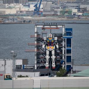 横浜のガンダム