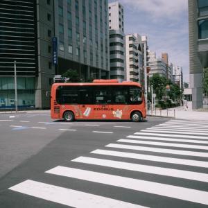 中央区コミュニティの江戸バス