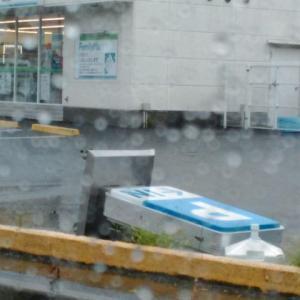 台風21号の被害  - 京都府京田辺市 -