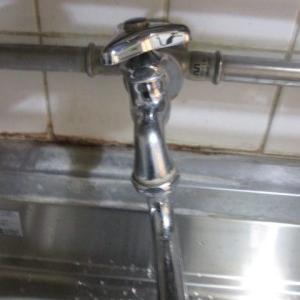 水栓を自分で交換