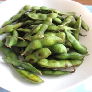 枝豆がうま~い