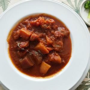 ビーツとキャベツのボルシチ風ごちそうスープ♡美容と健康に最高♡