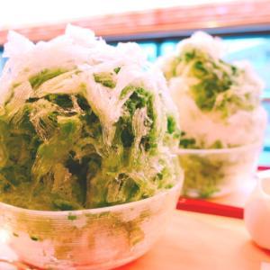 【柏駅 三日月氷菓子店】3時間待ちのかき氷
