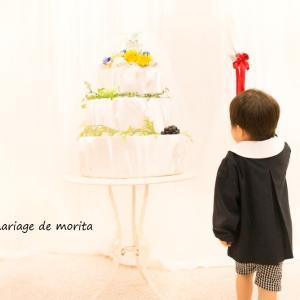 撮影用のケーキ☆