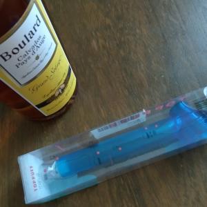 ケイシー流コロナ対策で揃えたもの。予防&いざという時のために、アップルブランデー吸入法。