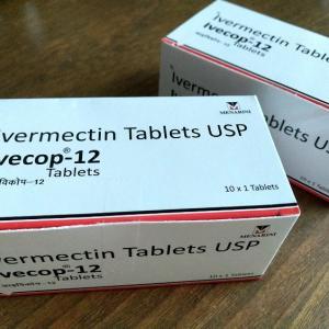 イベルメクチン到着。コロナ治療薬として期待。個人輸入しました。