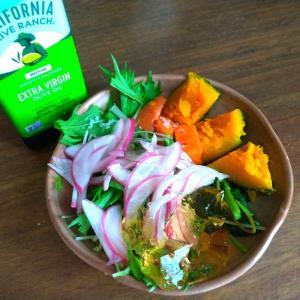最近、サラダと一緒に食べてるもの★ビタミン吸収アップ&内分泌器官を活性化!【ケイシー流食事法】