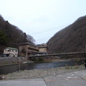 湯原温泉でフライフィッシング(レポート20200125)