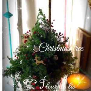 クリスマスツリー&リース