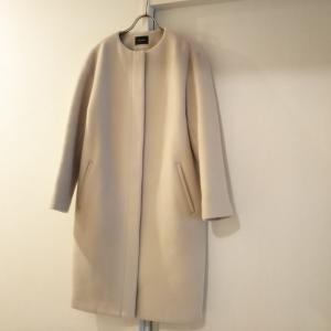【コートは一点主義!?】大好きなものを毎日着られる喜び