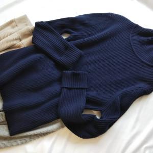 【冬のワードローブ】冬服は10パターンでやっています
