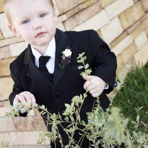 【子供服】息子の入学式はレンタルスーツ