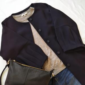 【暖かいけど寒い!?そんな季節】6着で春の普段着コーデ7パターン