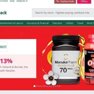 Topcashback UK版をAviosに交換する方法