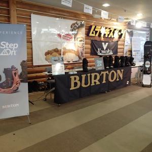BURTON StepOn 試乗会