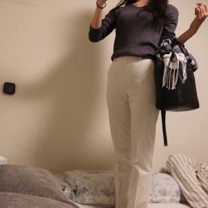 ♪まとめ買いしたUNIQLO定番服とGU定番服でコーデ♡