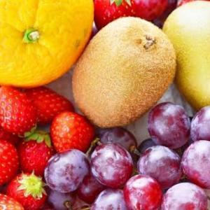 老化を止めたければフルーツを‼️