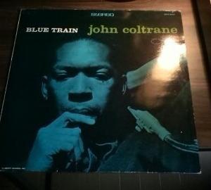 JAZZ一人一枚 JOHN COLTRANE/BLUE TRAIN