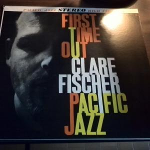 JAZZ一人一枚 CLARE FISCHER/FIRST TIME OUT