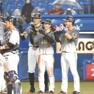 阪神満塁本塁打記録メモ!サンズ&ボーアが球団史上初の競演