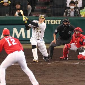 阪神、9回に意地の反撃もカード初戦で敗れる…藤川は71日ぶりで沸かせた