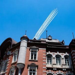 空自曲技隊「ブルー・インパルス」の思い出少し