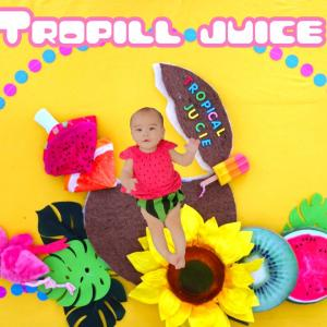 作品NO.93 Tropill juice(トロピカルジュース)