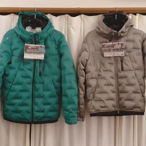 冬への備え☆ワークマンで上着を買いました