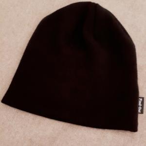 さむさむ金曜日、ワークマンで買った帽子☆