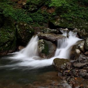 マチュピチュの風が吹くあだたら高原大玉村~三日月の滝・遠藤ヶ滝・袈裟ヶ滝・文覚の滝