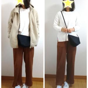 2019/12/3-取れて一安心/昨日のコーデ