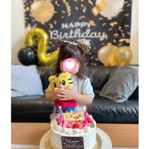 【祝♡2歳】 誕生日レポ