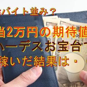 高給バイト顔負け!2万円の期待値をハーデスお宝台で積み上げた結果