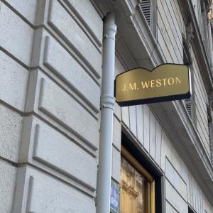 パリのジェイエムウエストンでスペシャルオーダーを受け取る。【親子でパリ旅行2日目】