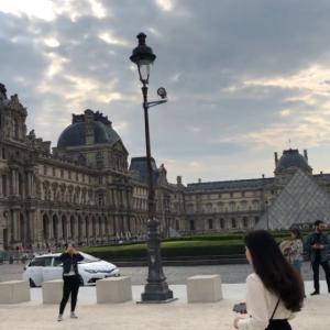 パリでお腹を下してルーブル美術館ツアーをキャンセル!?【親子でパリ旅行3日目】