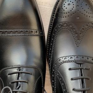 アニリンカーフとボックスカーフの違いとは?【革靴のカーフを比較する】