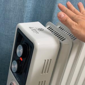 ディンプレックス オイルフリーヒーター B03の道民による購入レビュー!|暖かさや電気代についても。