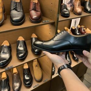 ミウラの革靴同行ショッピングサービス?【はじめての本格靴選びに付き添った話】