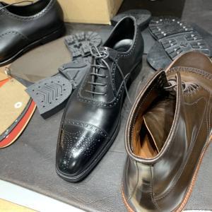 リファーレ札幌ステラプレイス店の靴修理をオススメしたい3つの理由。 カスタムしたりつま先ラバーを貼った話。