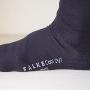 FALKE COOL 24/7ソックス13230で暑い夏を乗り切れ! 人類を足蒸れから解放する靴下をレビュー。
