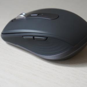 ロジクール MX Anywhere 3は職場で使いやすい最強コンパクト無線マウス MX MASTERS3との比較も。