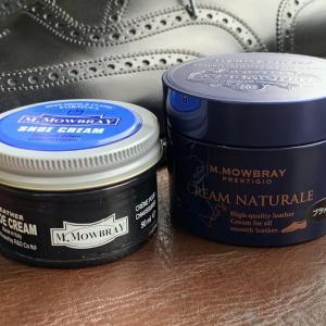M.MOWBRAYシュークリームジャーとクリームナチュラーレを比較【何が違うの?】