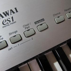 電子ピアノ:ヘッドホン(イヤホン)は大事