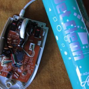 ニンテンドーDS Liteにも接点洗浄スプレー