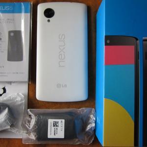 Nexus5あきらめ