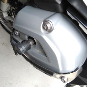 R1200RT LCプラグ交換