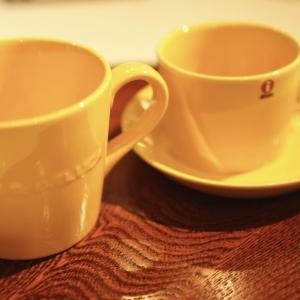 ティーマティカップ&DEAN&DELUCAのハニーが同じ色?