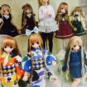 Tokyo day trip for the doll 2019