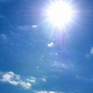 直射日光で発疹