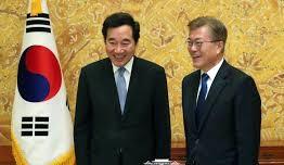 韓国首相訪日に対し、異常に高い期待を寄せる韓国政府